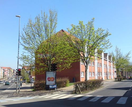 Odense: Rødegårdsvej/Nyborgvej