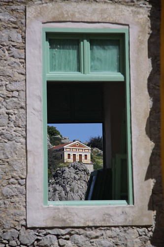Symi houses