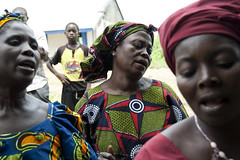 World Malaria Day: Song and dance (Christian Aid Images) Tags: poverty women health sing impact nigeria nets disease malaria worldmalariaday