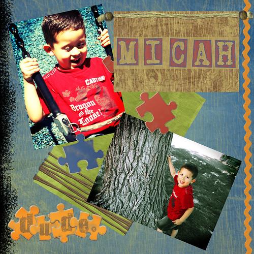 Micah Dscrap by boricuajmr