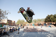Best-Trick en el skatepark del Prat de Llobregat (Ripping Magazine) Tags: barcelona bcn skatepark skate skateboard barna