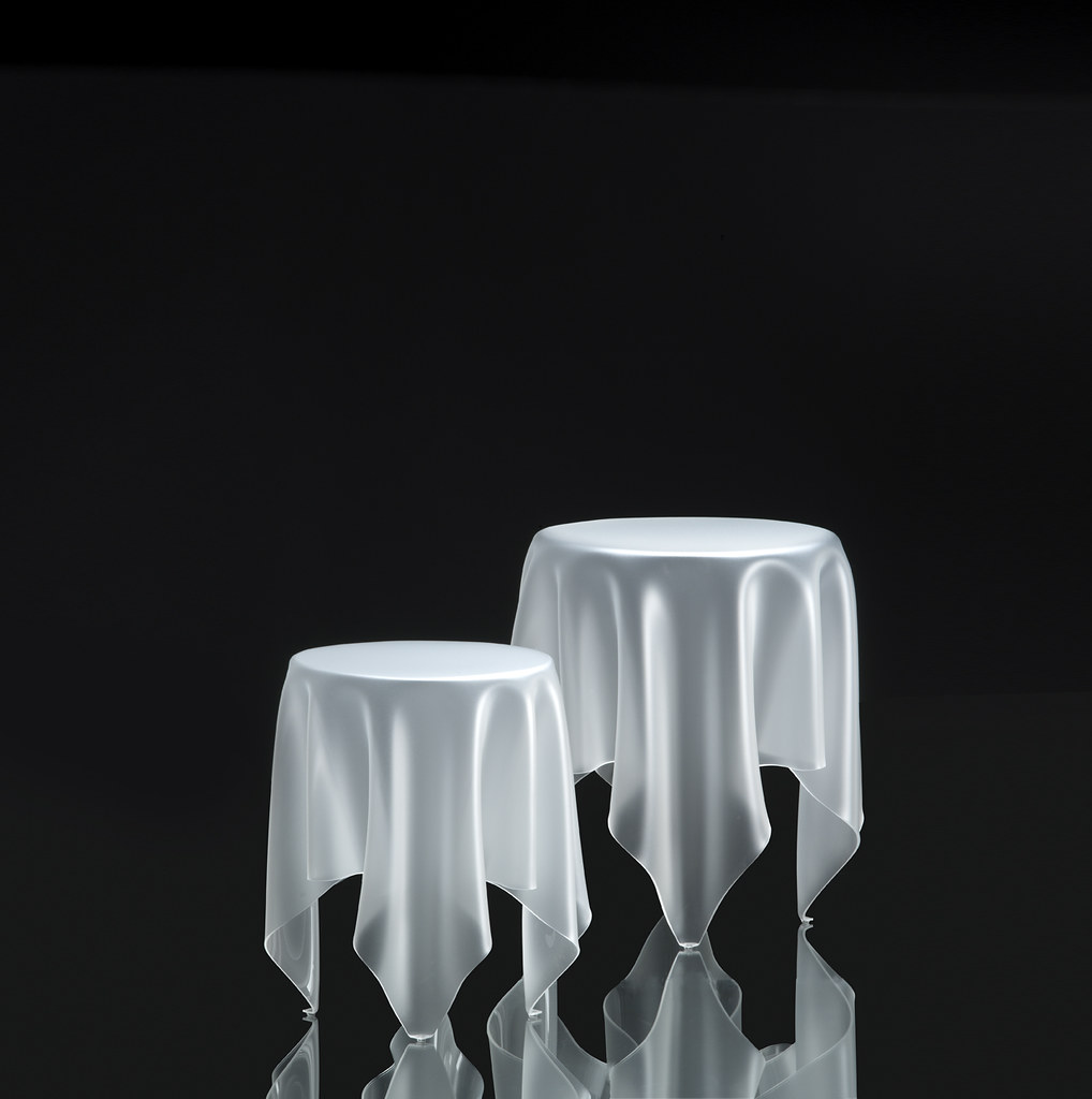 Illusion, Grand Illusion (Essey ApS) Tags: Ice Table Design Furniture Side  Grand