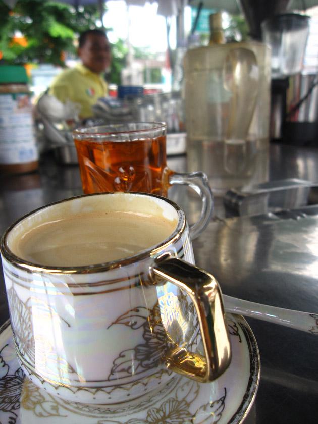 Bangkok's Best Coffee