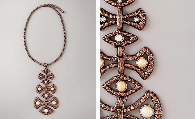 Theodora & Callum Aegean Necklace