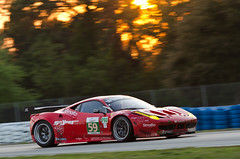 Sebring 2011 - Mobil 1 12 Hours of Sebring - Luxury Racing Ferrari 458 GT2 (Old Boone) Tags: sunset sports nikon italia florida action ferrari racing autoracing sebring endurance motorsports luxury michelin lemans gt2 sportscar dx lightroom alms slavi imsa americanlemansseries 458 2011 patrn endurancerace 12hour jamesboone ilmc angelart 12hoursofsebring sebringinternationalraceway f458 d7000 freshfromflorida tequilapatrn nikond7000 ferrari458 ferrari458italia ferrari458gt2 internationalmotorsportsassociation modenamotors oldboone intercontinentallemanscup nikkor70200mmf28afsvrii luxuryracing lapegueresanotransport smaltoparis snypergeneve snypergenve springboxconcept