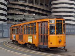 Milan Peter Witt car 1940 (jvr440) Tags: milan tram peterwitt