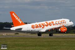 G-EZBB - 2854 - Easyjet - Airbus A319-111 - Luton - 100831 - Steven Gray - IMG_5594