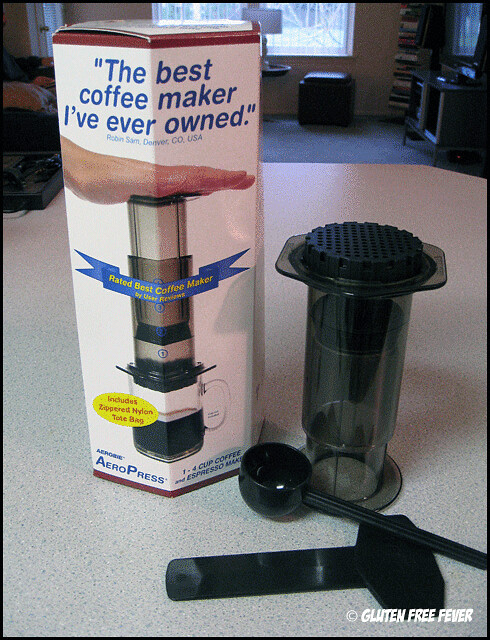 Aeropress Coffee