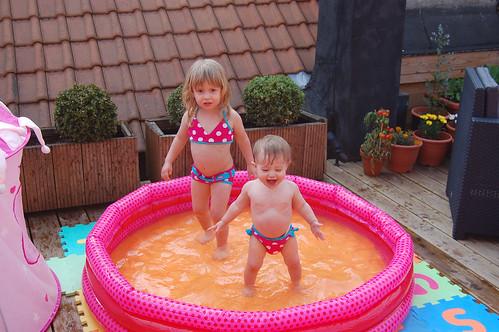 Zwembadpret