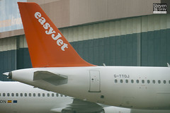 G-TTOJ - 2157 - Easyjet - Airbus A320-232 - Luton - 110216 - Steven Gray - IMG_9728