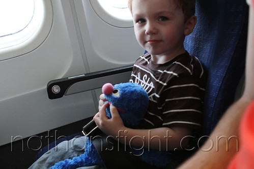 Airplane To Disney - 010