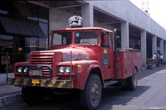 Philippine Rabbit unknown marque - recovery truck (wrecker truck) CBJ-146 Company bus terminal, Tarlac, Tarlac, Philippines. (express000) Tags: philippines trucks towtruck lorries tarlac recoverytruck tarlactarlac philippinerabbit wreckertruck tarlactarlacphilippines workstruck recoverylorries worldtruck trucksinphilippines philippinestrucks