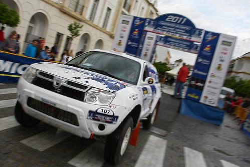 Rallye Tierra - Tdo Terreno Campeonato España Palma del Rio