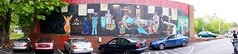 The Mural - Panoramic View