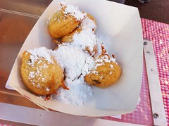 Fried Oreos - Second Avenue Street Fair