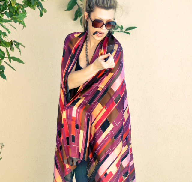 DIY shawl 3