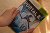 121/365 - Portal 2 (acousticgirl) Tags: xbox360 me 35mm hands nikon videogames apieceofme portal2 d90 365days 365selfportrait 365project 365daysselfportrait nikond90