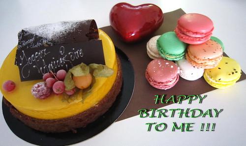 ♥ Para vocês que alegraram o meu dia,  uma fatia do meu bolinho!! ♥ by sweetfelt \ ideias em feltro