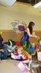 Fairy Princess Tea Party (bonnerlibrary) Tags: library kansas teaparty fairyprincess bonnersprings