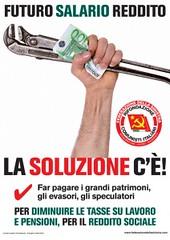 salario (PaoloFerrero) Tags: comunicazione campagna pace pane cultura comunista lavoro salario sinistra sociale conoscenza fisco federazione precarietà saperi equità