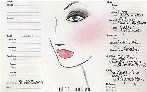 Bobbi Brown's version of Kate Middleton's Bridal Makeup