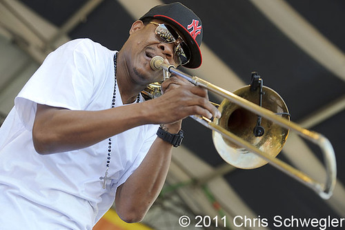 Galactic - 05-05-11 - New Orleans Jazz & Heritage Festival, New Orleans, LA