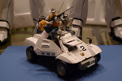 Type 98 Patlabor Command Car (Michaeltron) Tags: car 124 yamato command ingram patlabor pitroad av98