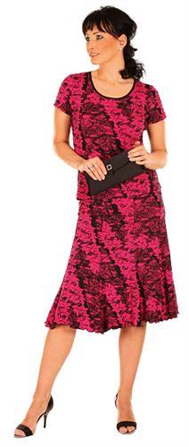 63f853f7b4e1 maja halenka (Petrklíč.cz) Tags  móda katalog letní oblečení petrklíč dámské  šinkorová
