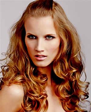 penteados femininos para cabelos femininos