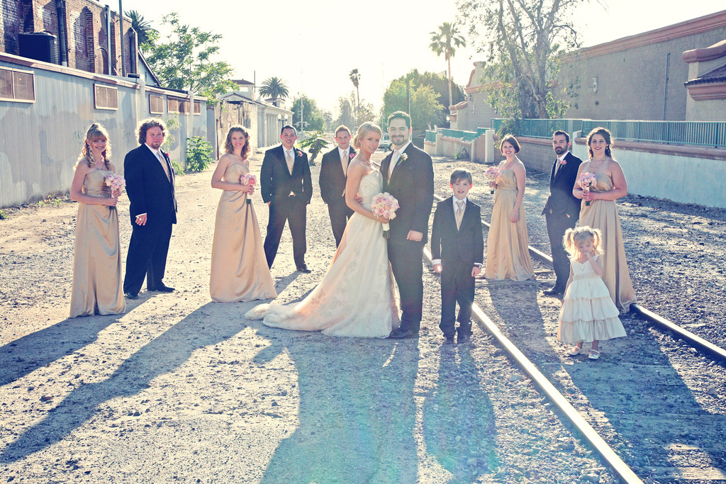 J & P Wedding