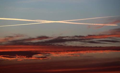 intersección y nube