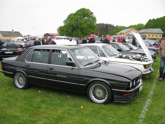 cars alpina turbo bmw b7 535 5series 5er e28 535i