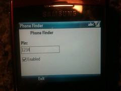 BlackJack II Phone Finder