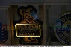 2011-05-18 5596 Mecum Auto Auction 2011 (Badger 23 / jezevec) Tags: auto show bear sign advertising neon auction autoshow nostalgia souvenir service sein memorabilia signe zeichen signo znak 2011 jezevec neonlamp mecum  enklas indianastatefairgrounds tegn       merkki mrk     badger23  fnycs neonrr