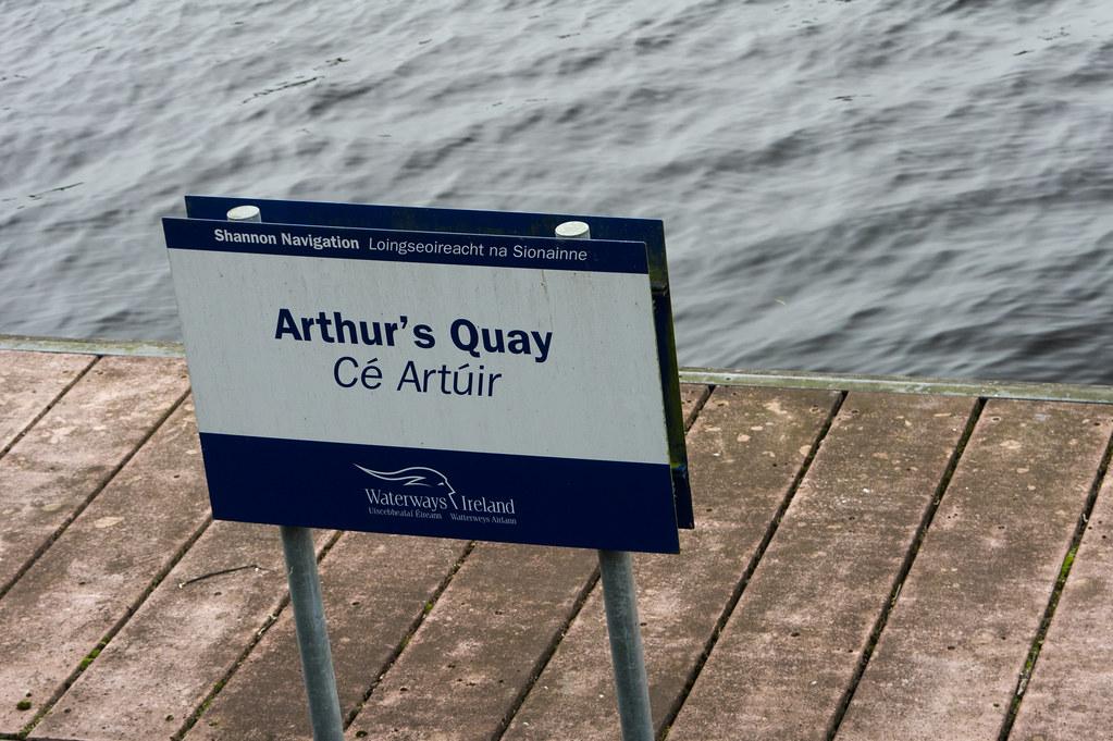 Limerick - Arthur's Quay