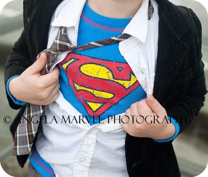 Angela Marvel Photography | Superman