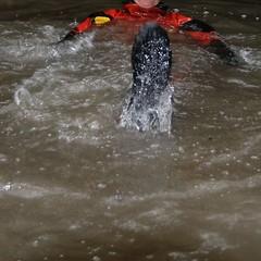 Viking-Faulteich9 (Kanalgummi) Tags: underground rubber worker exploration sewer drysuit kanalarbeiter égoutier