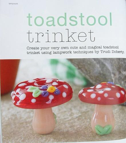 Toadstool Trinket