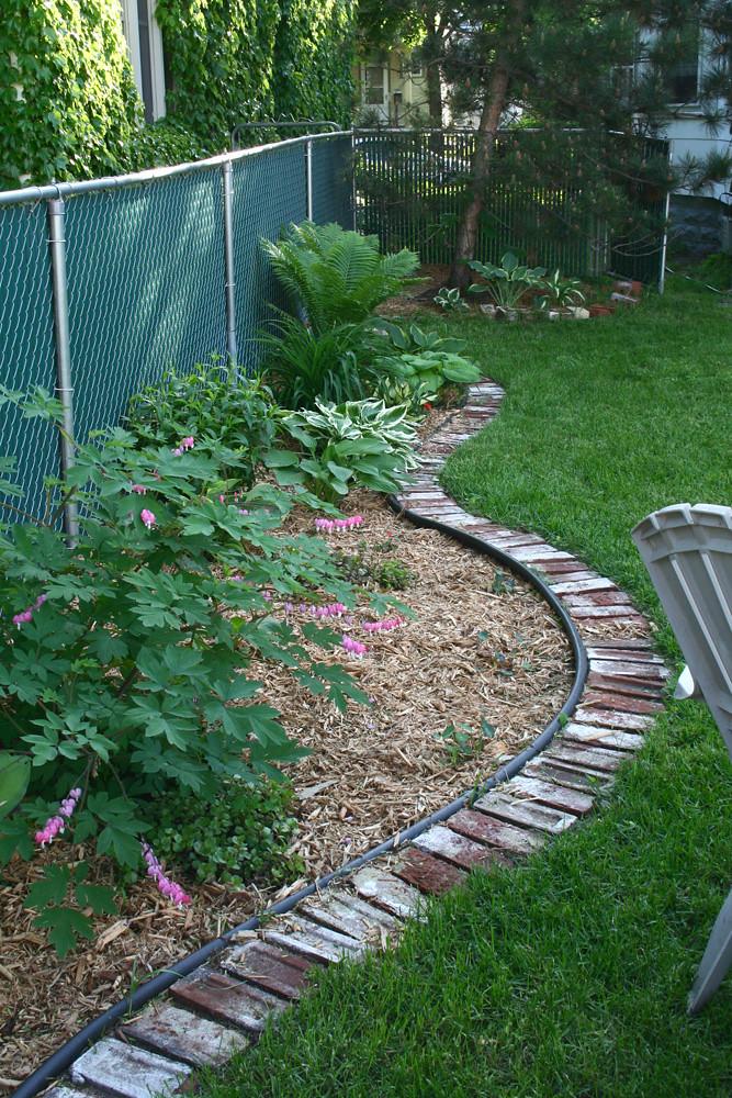 Spring 2011, we added mulch!