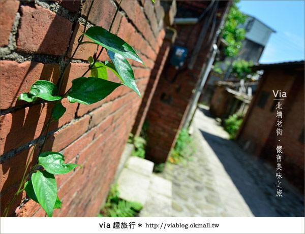 【新竹一日遊】北埔老街~在古廟舊巷內尋找專屬客家的美食32