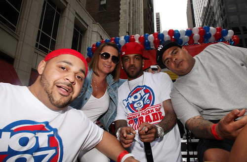 Joell-Ortiz-Angie-Martinez-Lloyd-Banks-DJ-Enuff-at-the-2011-National-Puerto-Rican-Day-Parade-on-June-12-2011