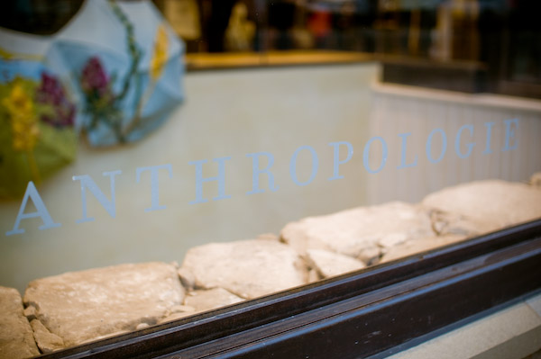 Anthropologie Edinburgh