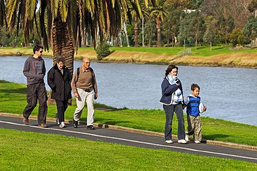 Maribyrnong River, Essendon, Victoria, Australia IMG_2308_Maribyrnong_River