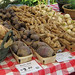 Root crops at the Glens Falls Farmers Market. Photo: Stuart Delman, Chestertown NY.