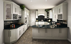 MODERN HOME (Cartwright's Kitchen and Bath) Tags: home kitchen stone modern bath cartwrights