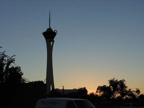 Stratosphere Silhouette