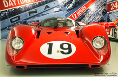 312P (Francesco Carlo | Automotive Photographer) Tags: red italy white museum canon eos gold insane track tripod fast ferrari racing sp 1750 beast p 28 af tamron lemans 312 manfrotto maranello v12 mueum 650d