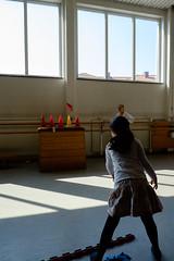 [116/365] Curveball (Haz_man) Tags: school hanna sweden places fujifilm sverige malm gymnasium throwing cones 18mm project365 skneln fujifilmxt1 fujifilmfujinonxf1820r
