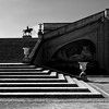 Chateau de Chantilly, France (Ian Bramham) Tags: france stair photo chateaudechantilly geometry shadow light