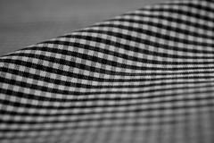 Wear check ... in white and black! (Maria Godfrida) Tags: check checkpattern blackandwhite fabric cloth textile 7dwf